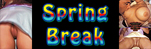 Erotic Teasers Spring Break Upskirt Parties