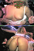 Spring Break upskirt pussy and tits flashing party Volume 019 Front Big Butts