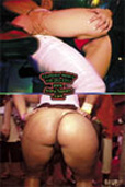 Spring Break upskirt pussy and tits flashing party Volume 023 Front Big Butts
